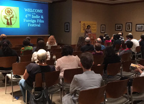 Photos: Opening NightSaint Francis of Assisi'sMigrant Center4th Annual Indie &Foreign Film F