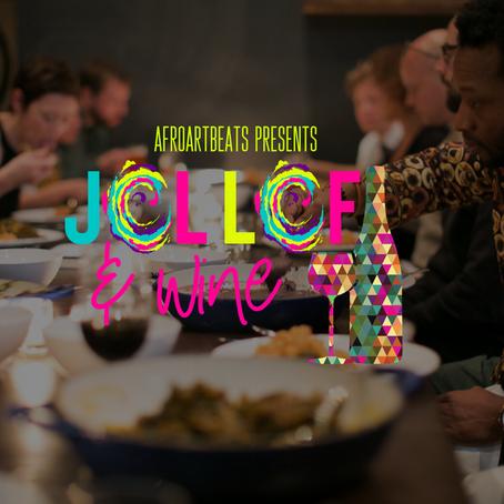 Jollof & Wine