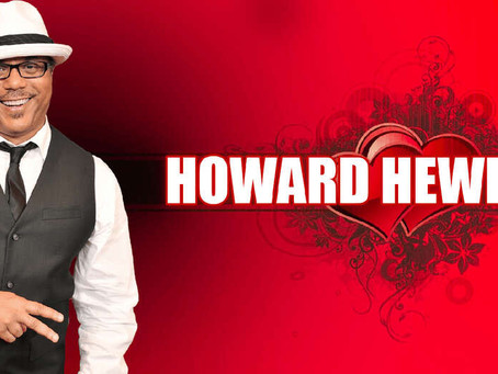IMMEDIATE RELEASE: HOWARD HEWETT ROCKS THE STAGE AT THE 3RD ANNUAL UPTOWN AVENUE 7 ARTS & CULTURE FE