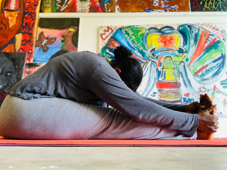 Why I Avoided My Yoga Mat For Three Days
