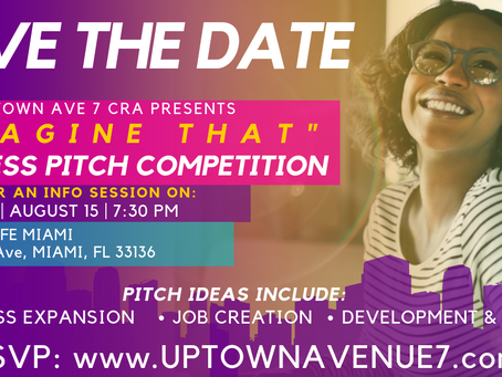 Business Pitch Competition-SAVE THE DATE