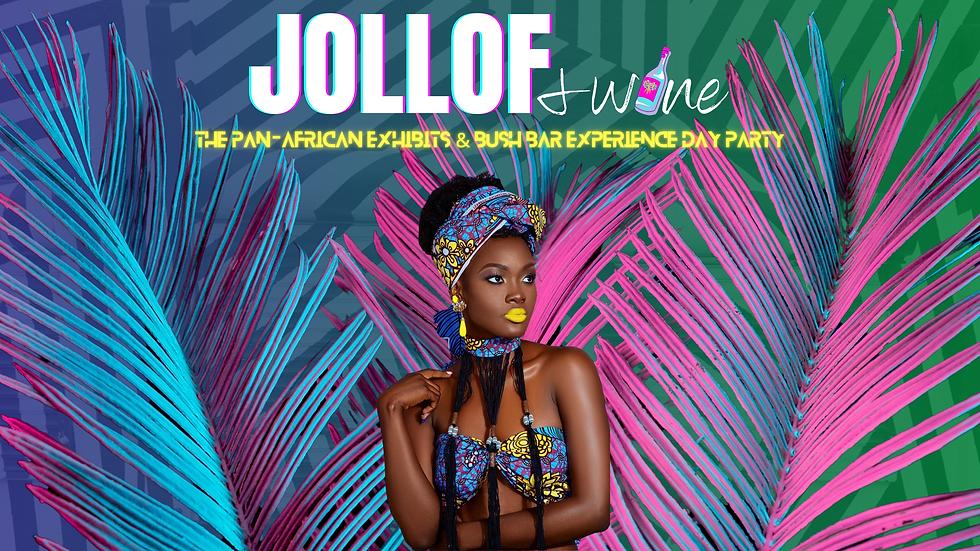 Jollof & Wine_ the Pan-African Exhibits