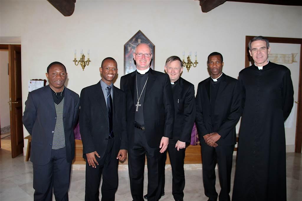 Il nuovo Nunzio Apostolico per Haiti