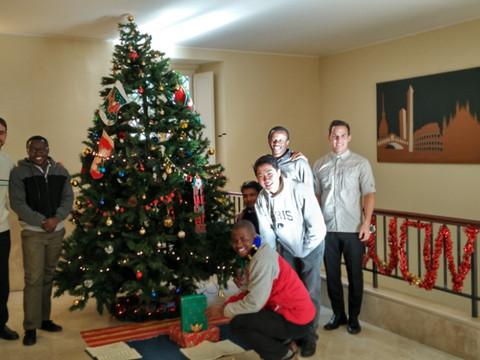 Natale al Sedes
