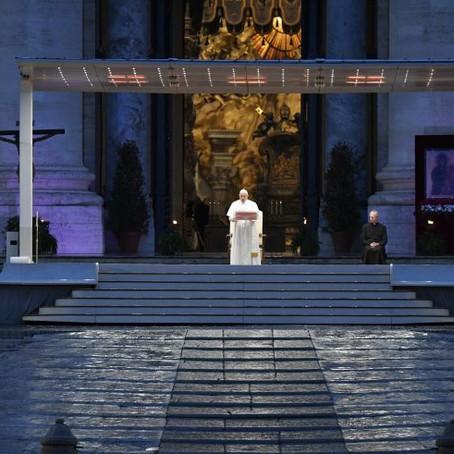 In unione con il Papa nella preghiera per i malati