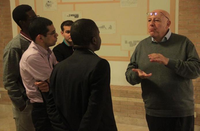 Incontro col prof. Claudio Sollazzo sulla missione Cassini-Huygens.