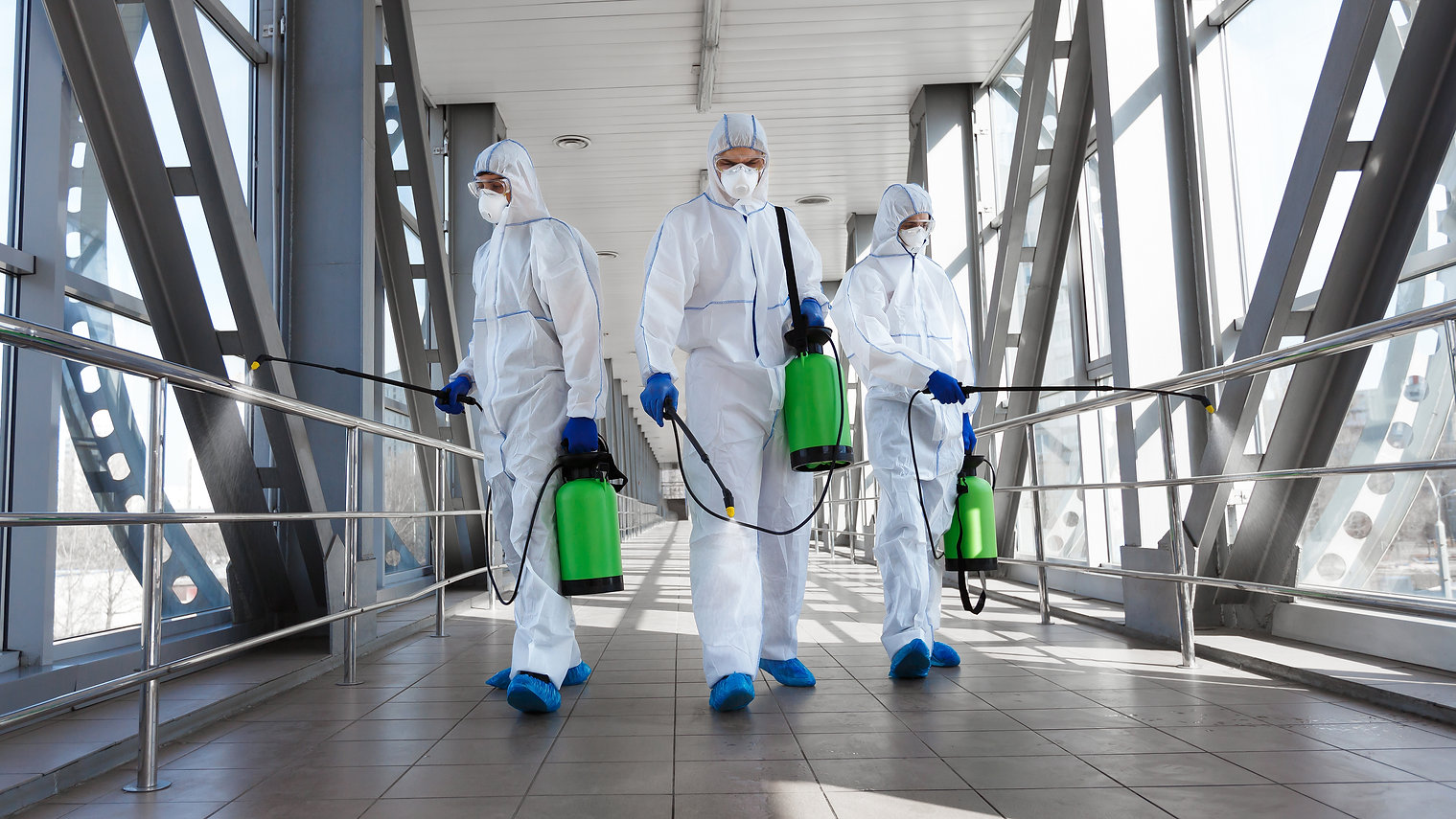 Biological hazard. Epidemic of the coron