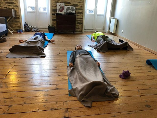 Shavasana one of the most important pose