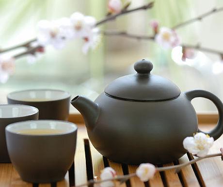 Ayurvedic nutmeg tea for a good night's sleep.