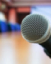 microphones-abstract-blurred-speech-semi