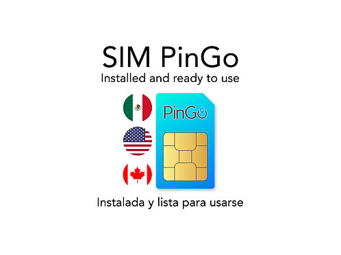 PinGo Service Monthly Plan