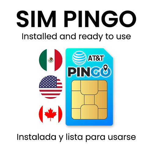 PINGO Service Monthly Plan