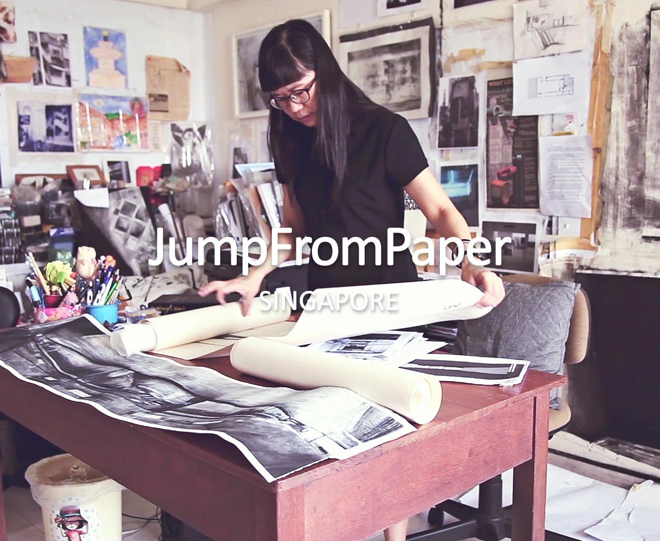 Artist x JumpFromPaper