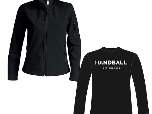 HBB - Softshell (black)