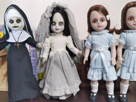 人形と怪奇
