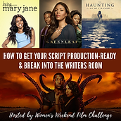 Copy of How to get your script productio