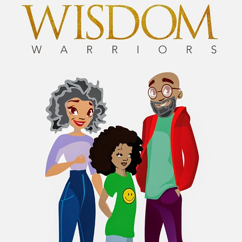 Wisdom Warriors (book)
