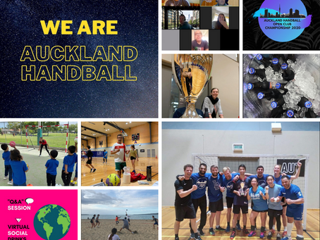 Auckland Handball in 2020 - The Year in Review