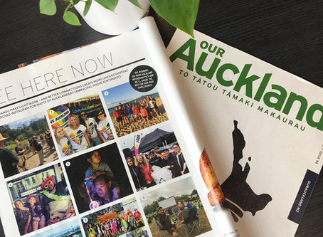 Auckland Handball gets featured in OurAuckland Magazine