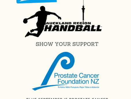Go Blue for the Prostate Cancer Foundation of NZ