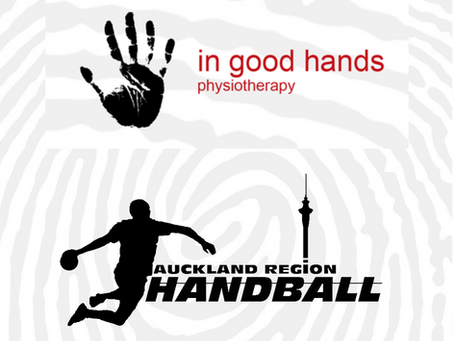 Auckland Handball partners up with In Good Hands Physiotherapy