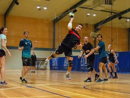 Torbay Tornados are leading the Auckland Handball Social League