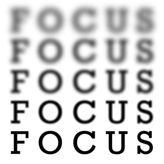 Focus While Running