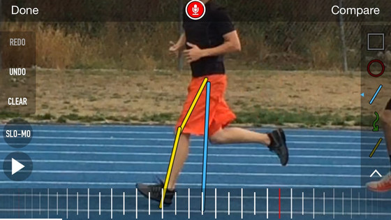 Coach's Eye - An Amazing Tool to Improve Your Running Form