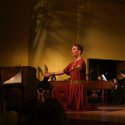 Orfeo - l'Orfeo (Conservatoire de musique de Montréal)