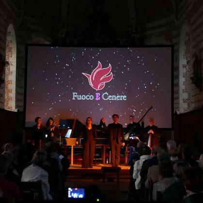 Concert with Fuoco e Cenere
