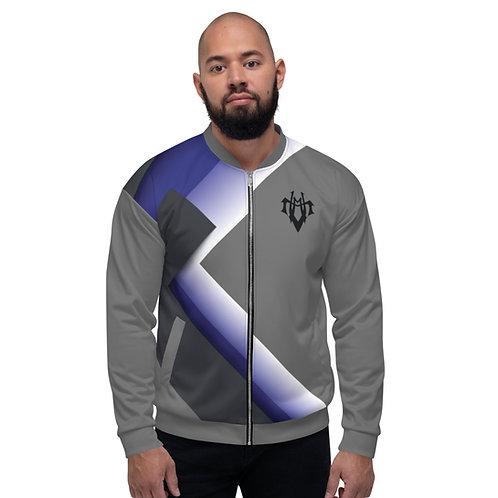 Men's MMOV Bomber Jacket Grey
