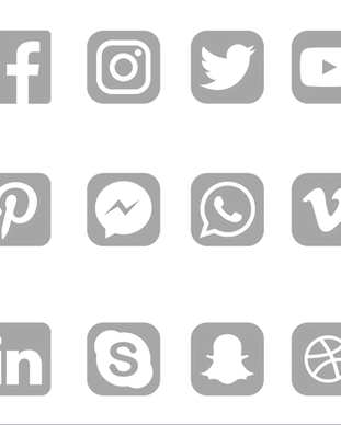 black-and-white-social-media-icons-on-tr