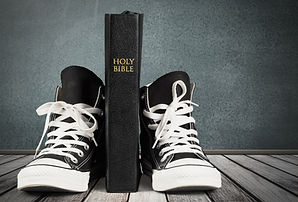 bigstock-Black-Holly-Sneakers-Bible-Spo-