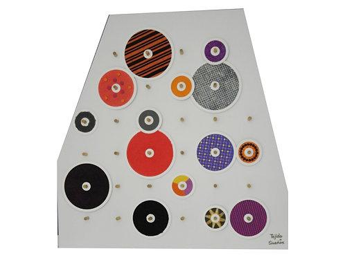 Panel sensorial de discos - Adultos