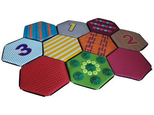 Tokin - tapete sensorial modular - Kids