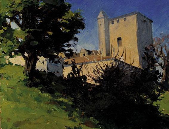 Le château de Rouillac