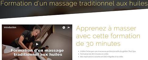 Formation massage aux huiles aromatiques thai   Cybelplace