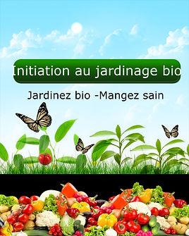 Initiation au jardinage bio | Cybelplace