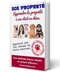 SOS propreté, apprendre la propreté à son chiot ou chien | Cybelplace