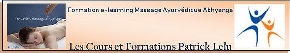 Devenez Praticien en Massage Ayurvédique Abhyanga | Cybelplace