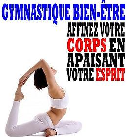 Gymnastique bien-etre | Cybelplace