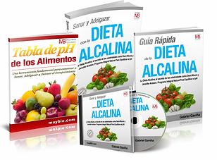 Dieta alcalina | Cybelplace