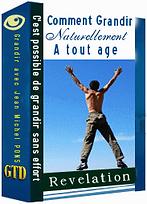 Comment grandir naturellement à tout age | Cybelplace