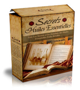 Secrets huiles essentielles   France   Cybelplace