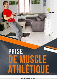 Prise de muscle athlétique | Cybelplace