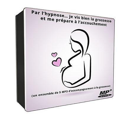 Par l'hypnose, je vis bien la grossesse | Cybelplace
