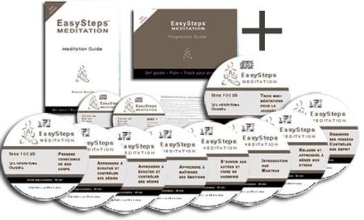 Easysteps méditation | Cybelplace