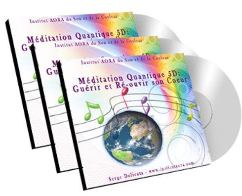 Méditation quantique 5 d | Cybelplace