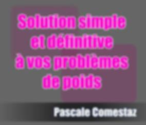 Solutions simples et définitives à vos problèmes de poids | Cybelplace