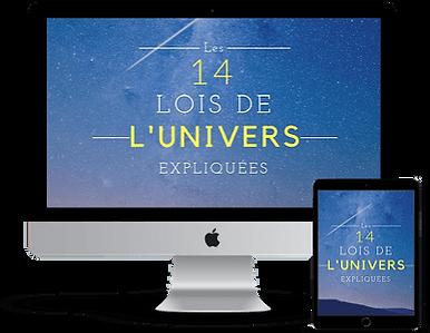 Maitrisez les 14 lois de l'univers | Cybelplace